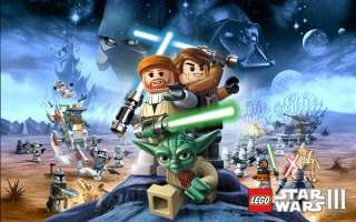 Lego Star Wars III The Clone Wars Game 22 Poster 01