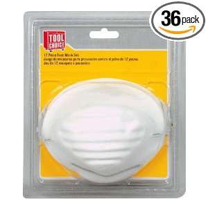 GREAT NECK SAW 12 Piece Dust Mask Set Sold in packs of 6