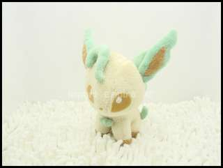 POKEMON LEAFEON PELUCHE pokedoll plush doll center #470