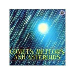 Meteors, and Asteroids Publisher: HarperCollins: Seymour Simon: Books