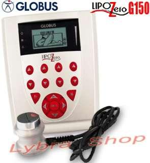 Globus LIPOZERO G150 Cavitazione Ultrasuoni Salute+Estetica cellulite