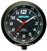 OF219 OXFORD MICRO MINIATURE DIGITAL CLOCK MOTORCYCLE MOTORBIKE