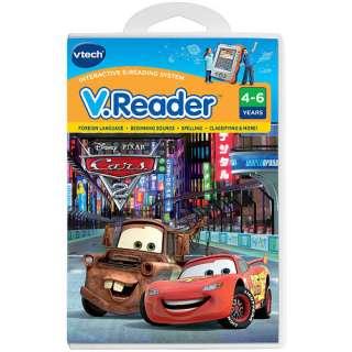 Vtech V.Reader Learning Book   Disney Pixar Cars 2   Vtech 1001126