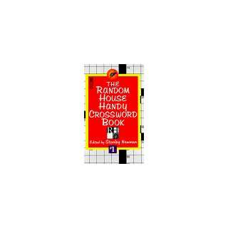 Random House Handy Crossword Book #1 (9780804113229