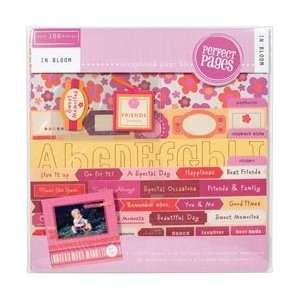 Colorbok In Bloom Page Kit 12X12 46115; 2 Items/Order