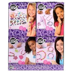 Totally Me Mega Jewelry Set   4 kits in 1: Toys & Games