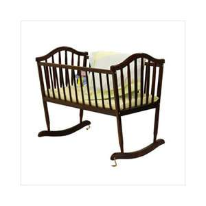 Dream on Me Rocking Cradle, Wood Rocking Cradle, Baby Rocking Cradle