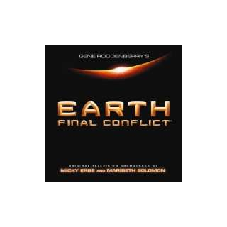 Earth Final Conflict Maribeth Solomon, Micky Erbe Music