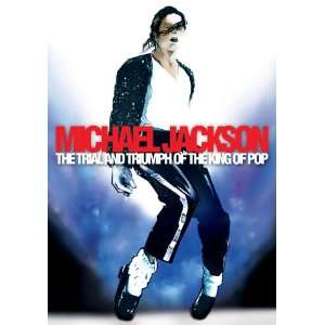 .co.jp: Michael Jackson: Trial & Triumph of the King of [DVD