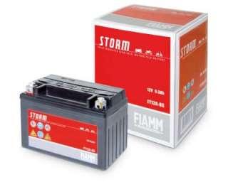 Batteria Fiamm Storm AGM Tipo FTX9 BS 12V 9Ah a Torino    Annunci