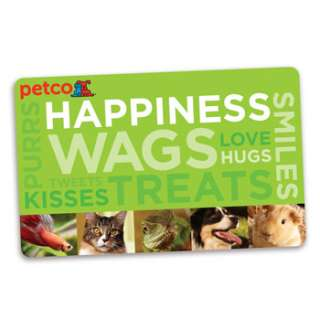 Home Dog Gift Cards Petco Wags Gift Card