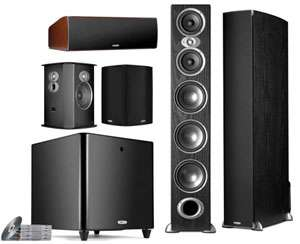 Polk Audio RTiA9 Home Theater System Factory Authorized