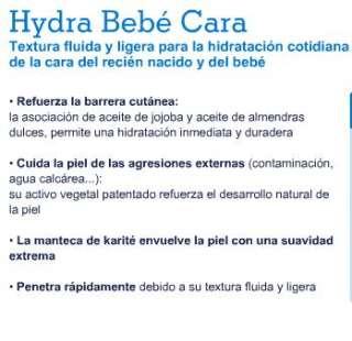 LOTE 3 MUSTELA CREMA HIDRATANTE HYDRABEBE CREAM FACIAL