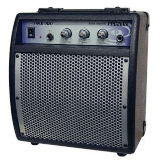 NEW PylePro   PPG260A   80 Watts Portable Guitar Amplifier