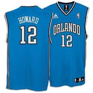 Dwight Howard Magic Navy NBA Replica Jersey: Sports