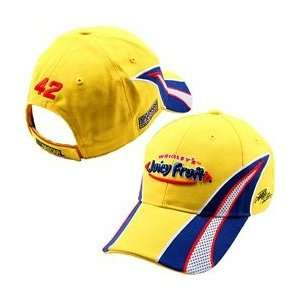 Juan Pablo Montoya Juicy Fruit 09 Pit Cap   Juicy Fruit Adjustable