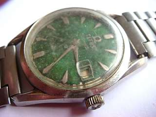 Titus automatic ETA 17 jewels watch defect for parts
