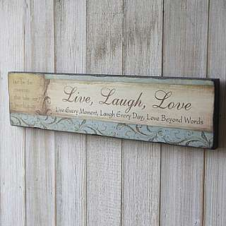 Live laugh love  23