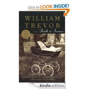 Death In Summer: William Trevor:  Kindle Store
