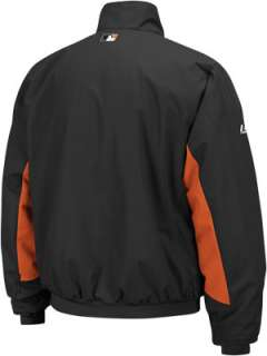 San Francisco Giants Big & Tall Authentic Collection Black Therma Base