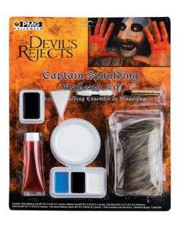 Kids Makeup Kits on Pierced Devil Or Vampire Makeup Kit Accessories   Makeup