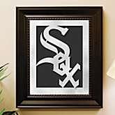 MLB Laser Cut Logo Wall Art