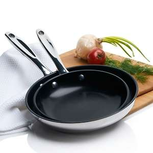 HSN Shopping Kitchen & Food Wolfgang Puck Cookware Specialty Pans