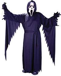 Teen Ghost Face Costume   Scary Halloween Costumes