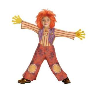 Doodlebops Moe Deluxe Toddler Costume   Costumes, 21429