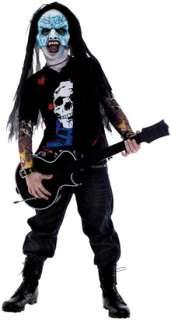 Zombie Icons Zombie Rocker 4 6