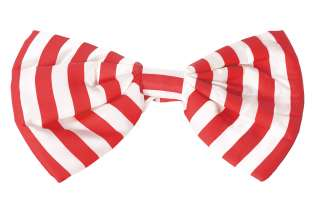 Giant Bozo Bow Tie   Complete your Bozo the Clown look with the Bozo