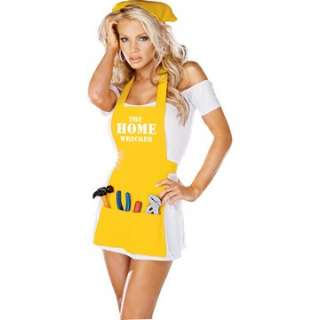 Adult Sexy Home Wrecker Costume   Sexy Uniform Costumes   15RL3766