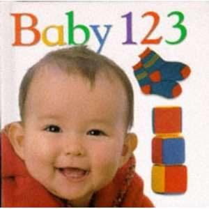 Baby 123 Bb (Funfax Early Learning) (9781862089020): Books