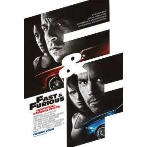 Fast & Furious New Model Advance Intl Version Original