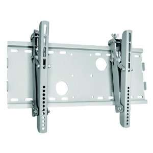 Tilt Wall Mount for LCD/Plasma TV 23 37 inch (Silver) Electronics