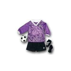Toy Soccer outfit for American Girl dolls Toys & Games