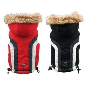 Swiss Alpine Ski Vest for Big Dogs