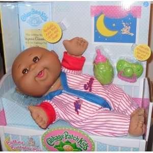 Babies African American Bedtime Bunnybee Baby Boy Doll Toys & Games