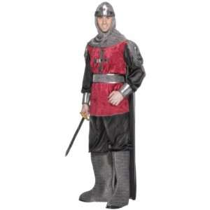 Knight Costume,Shirt And Pants (Large) : Toys & Games :