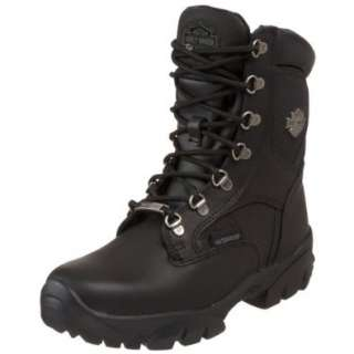 Harley Davidson Womens Hennie Waterproof Motorcycle Boot Shoes