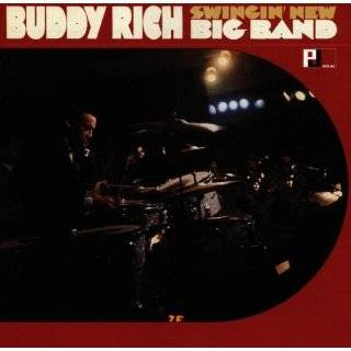 Swingin New Big Band Audio CD ~ Buddy Rich