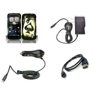 HTC Sensation 4G (T Mobile) Premium Combo Pack   Black and