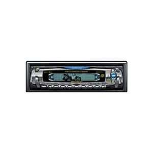 High Power Car CD / MP3 Player w/ Sirius Satellite Radio