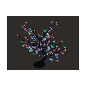 LED Cherry Blossom Trees Multi Color w/8 Function