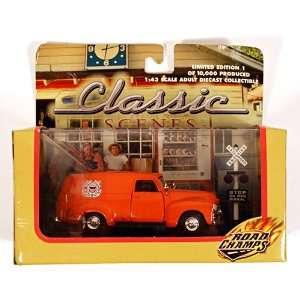 US Coast Guard 1954 Chev Panel Van  Toys & Games