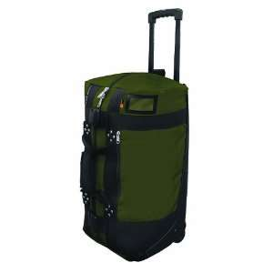 New Club Glove Mini Rolling Duffle Travel Bag Moss Sports