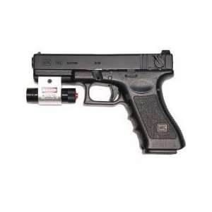 Combat Pistol Laser Mount (Silver)   paintball gun: Sports & Outdoors