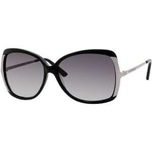 Juicy Couture Flawless/S Womens Fashion Sunglasses   Black/Gray