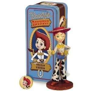 Disney Toy Story Woodys Roundup #3 Jessie Statue Figure