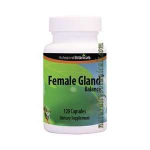 Botanicals  Female Flo Control   60 Caps Health & Personal Care